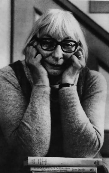 Jane Jacobs - A true original who inspired a generation with her writings and activism in support of community-based planning.