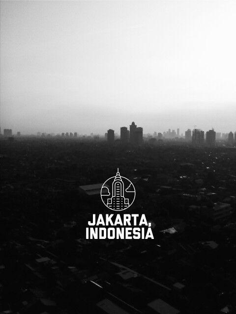 Jakarta #indonesia #capital #city #photography