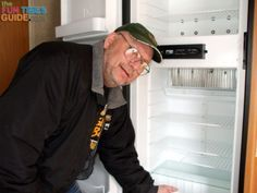 RV Refrigerator Repair 101: How To Diagnose Problems With RV Refrigerators | The Fun Times Guide to RVing
