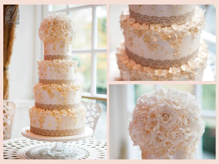 343 Best 5 Star Wedding Cakes Images On Pinterest - Wedding Cakes Sydney West