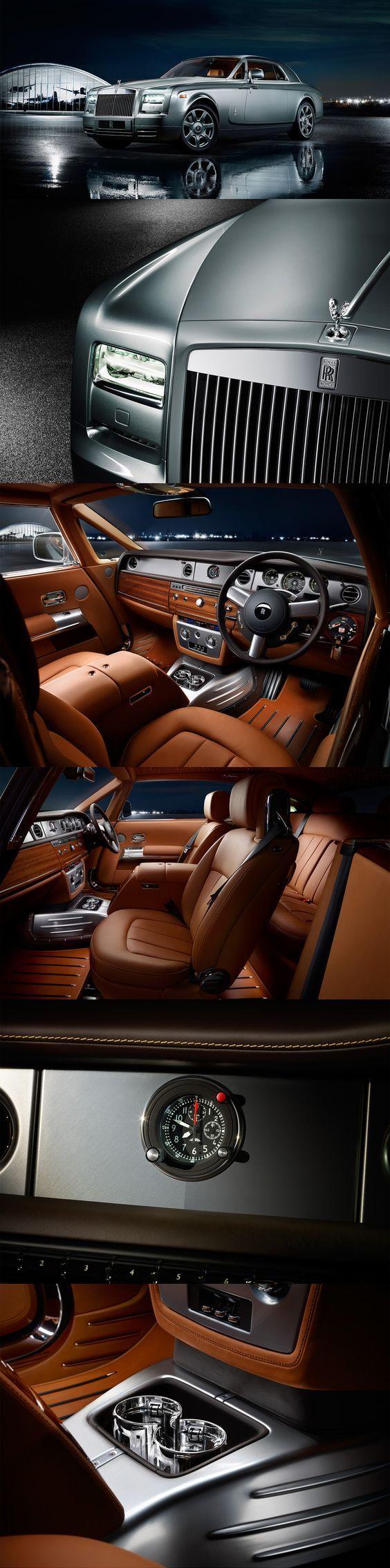Mi vehículo personal que guardo en mi barco es un Rolls Royce.Es el verdadero negocio. Uno de los coches más bellos creados: @PunIntendedMag Luxury redefined! Rolls Royce Wraith on http://punintendednews.club