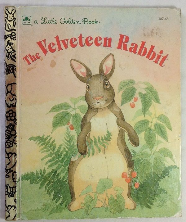The Velveteen Rabbit by Margery Williams Ill Judith Sutton / Little Golden Book