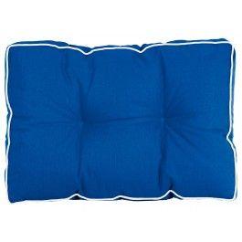 Zojuist Rugkussen Plof Hartman Casual Blue gekocht: