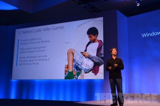 Windows Phone 8 adds DirectX, native development, easier app porting