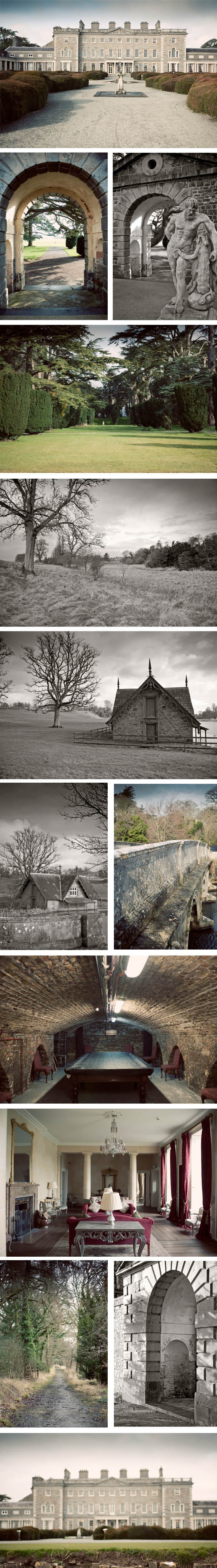 Carton House Hotel wedding locations by studio33weddingscom