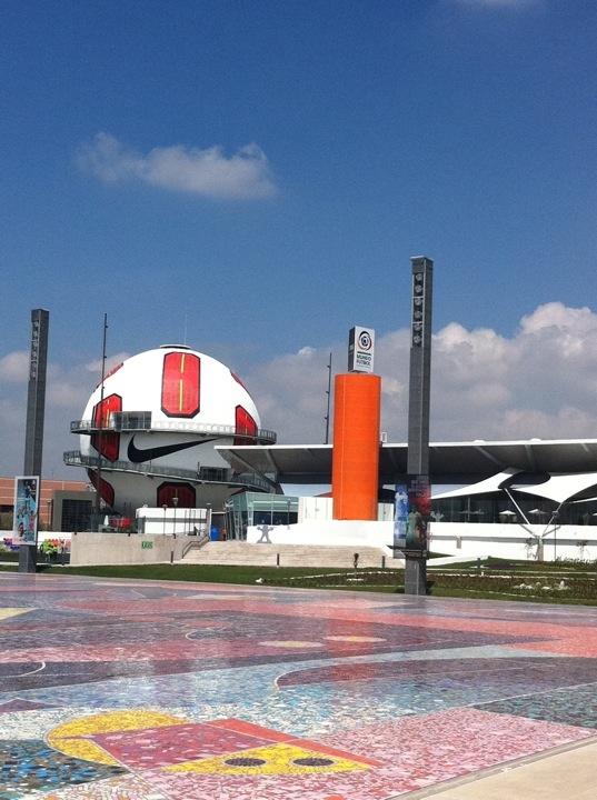 Museo Interactivo Mundo Futbol y Salon de la Fama