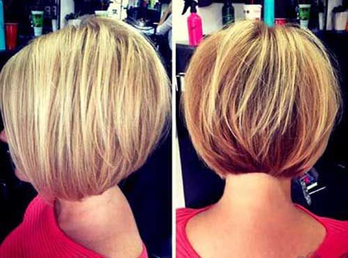 25 Best Short Blonde Bob | http://www.short-hairstyles.co/25-best-short-blonde-bob.html