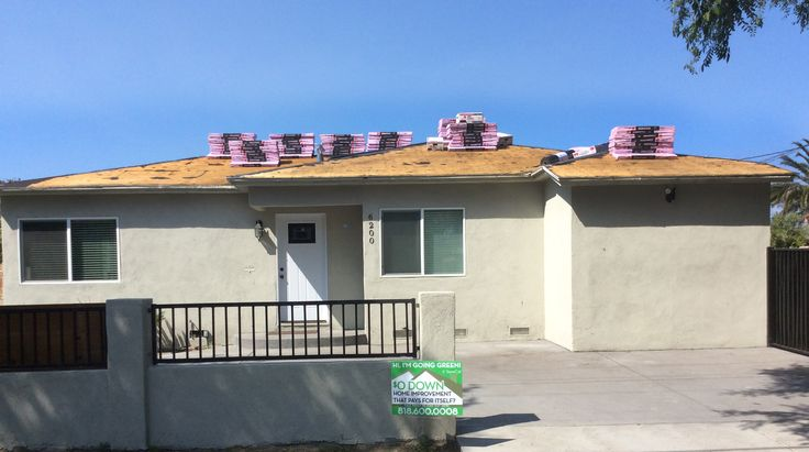 Are you considering a new roofing project? Keep more money in your pocket today and start with $0 down. Our green yard signs in your community means your neighbors are doing the same. We offer a variety of easy affordable financing programs to get you started. #SaveCal  Call SaveCal Home Improvement – (800) 616-9965