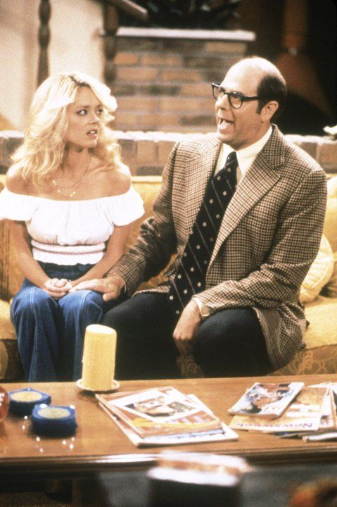 "Lisa Robin Kelly and Stephen Tobolowsky in:  ""Laurie and the Professor.""  (S:2, E:4)"