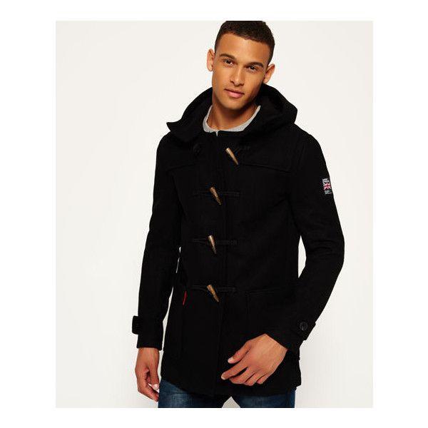 The 25  best Mens duffle coat ideas on Pinterest | Duffle coat ...