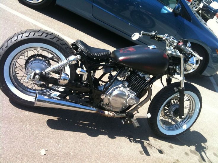 """Project """"Scootie Bobber"""" (The life of a gz250) - Motorcycle Forum"""