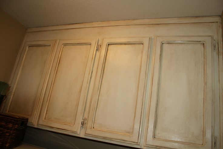annie sloan chalk paint over oak cabinets cabinets in