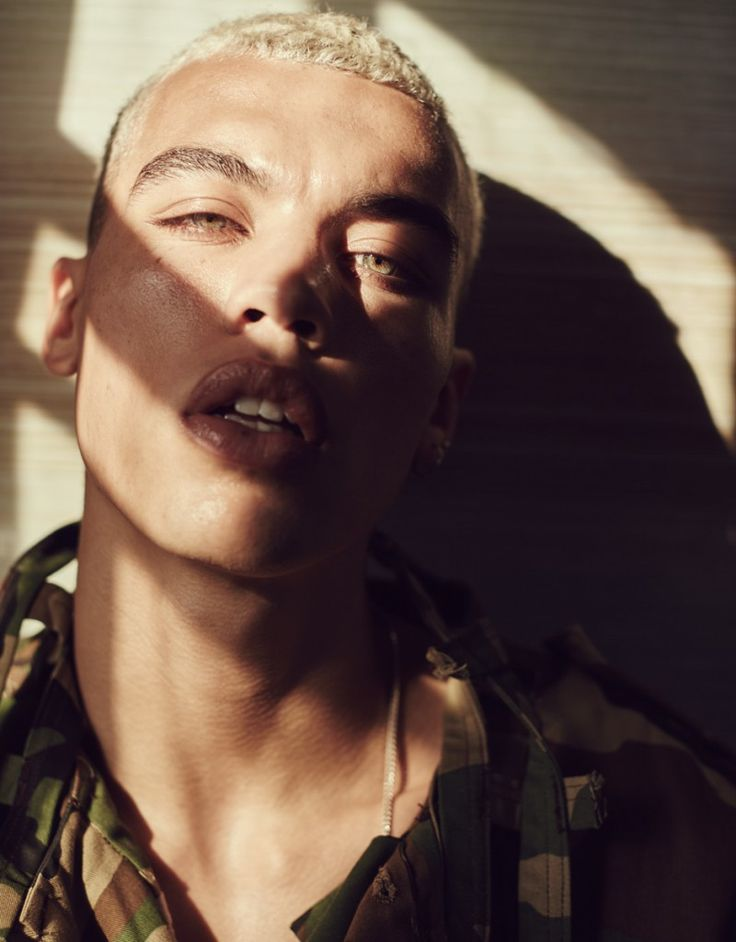 Dudley O'Shaughnessy Makes a Bold Style Statement with Flaunt