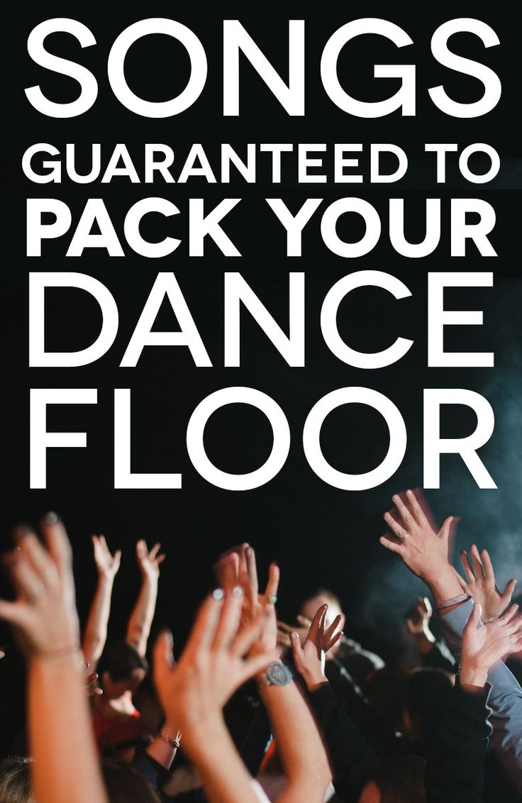 75 Wedding Reception Songs Guaranteed to Get People Dancing | A Practical Wedding