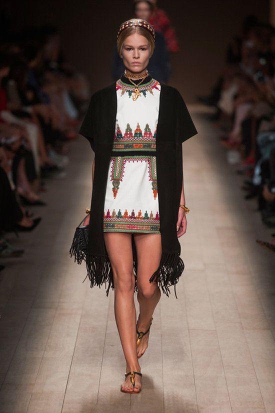 #fashionweek | Valentino Spring 2014 runaway show