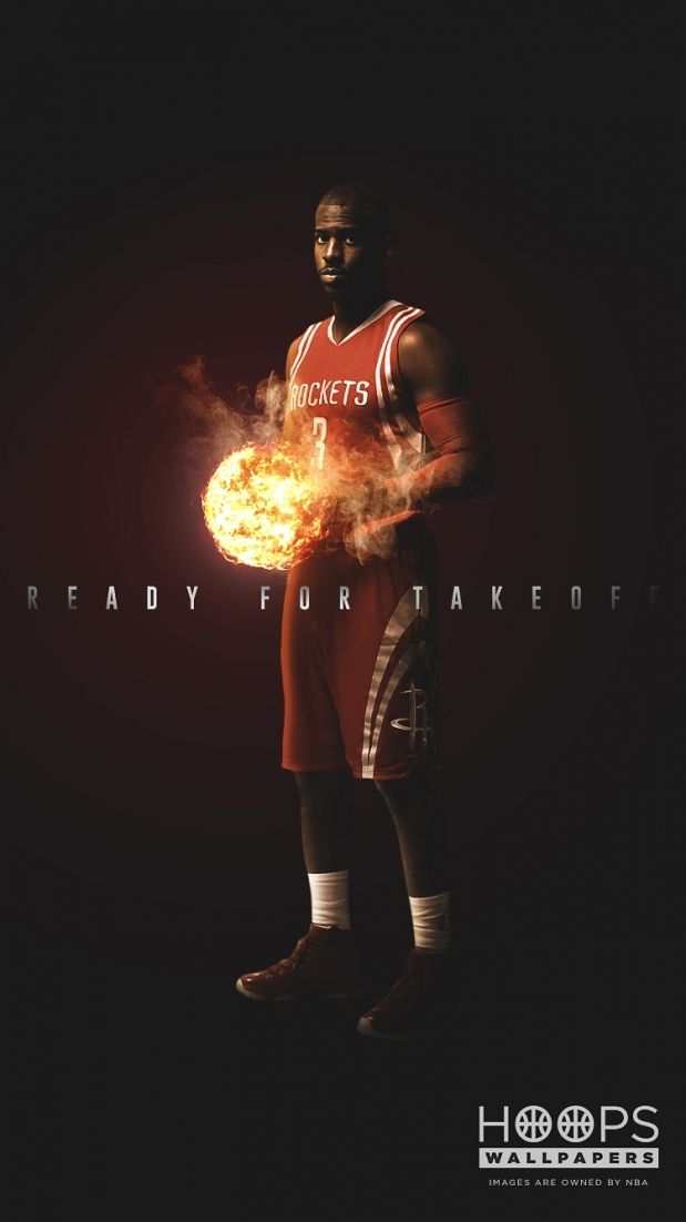 Hd Wallpaper Houston Rockets Chris Paul 1101984 Hd Pertaining To Chris Paul Wallpapers Iphone Find Your Favorite Wallpapers