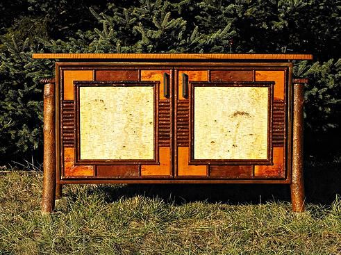 Abiding Branches   Adirondack Rustic Furniture
