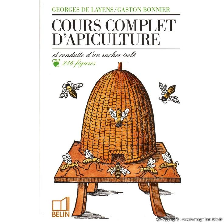 Livre: cours complet d'apiculture par layens