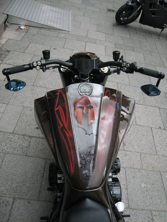 BIG BIKE CUSTOM N°1 München - Home || BIG BIKE N°1