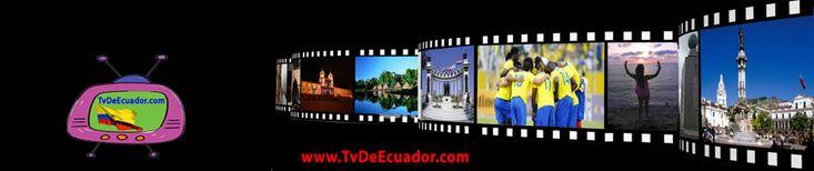 Canales de tv de Ecuador en vivo, www.tvdeecuador.com