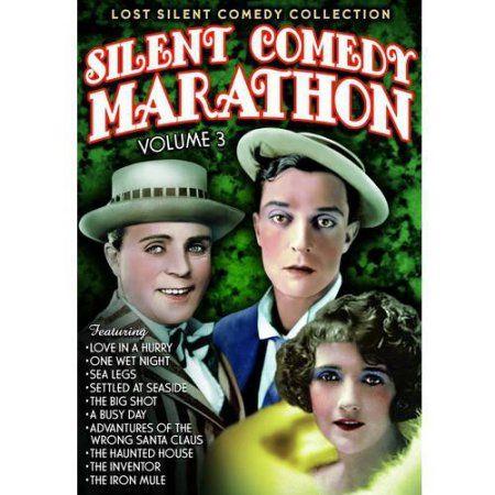 Silent Comedy Marathon: Volume 3 (Silent)