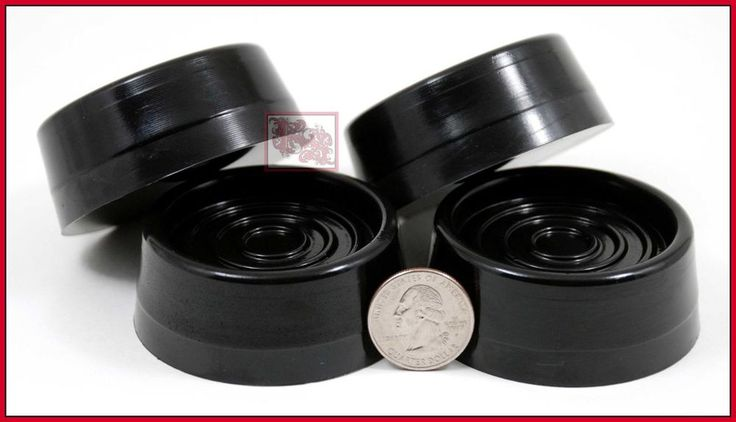 These pads are designed to fit all styles, makes and models of top and front loading washing machines. Anti-Walk Silent Feet are also recommended for stacked washers and dryers as well as washers with pedestals.