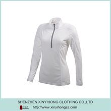Ladies 100% polyester 1 2 zip long sleeve top  Best seller follow this link http://shopingayo.space