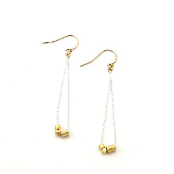 Lyra earrings by Christine Trac / Abacus Row