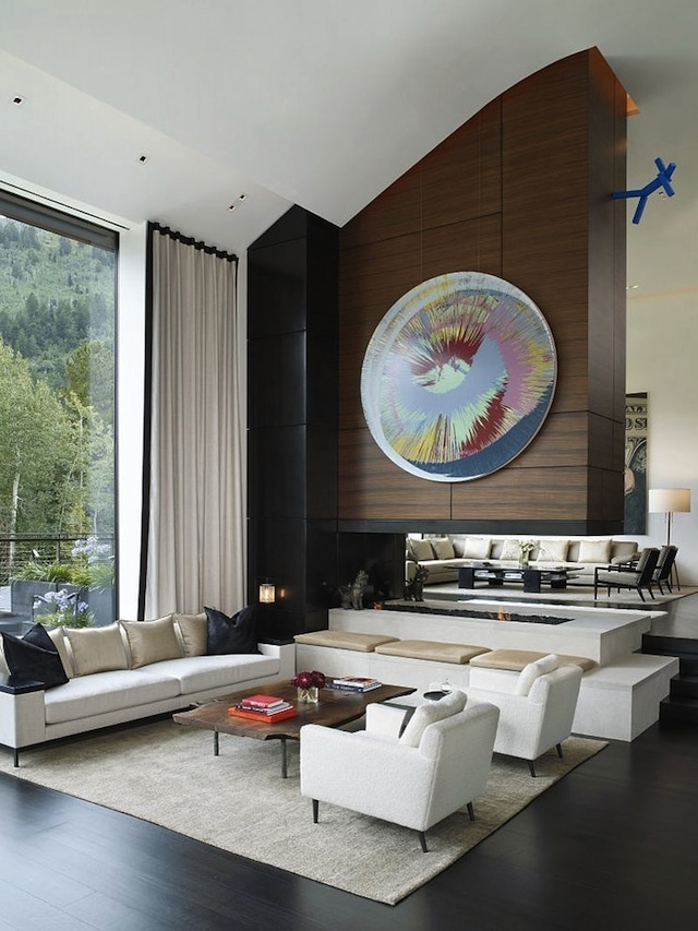 Contemporary Aspen Home Is A Visual Art