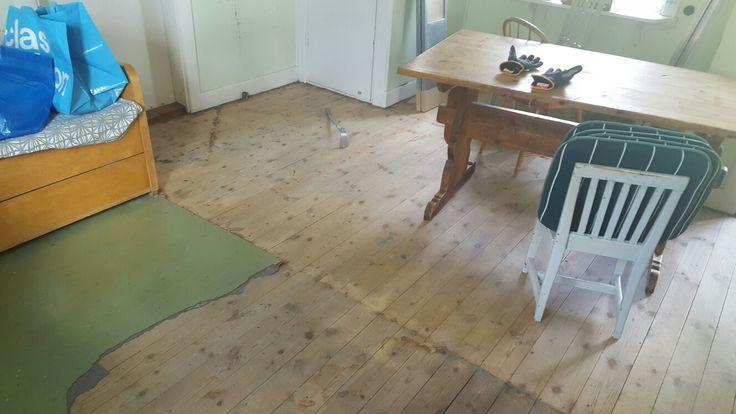 Vackra golv framtagna