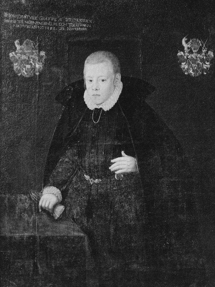 Mauritz Sture (1552-92)