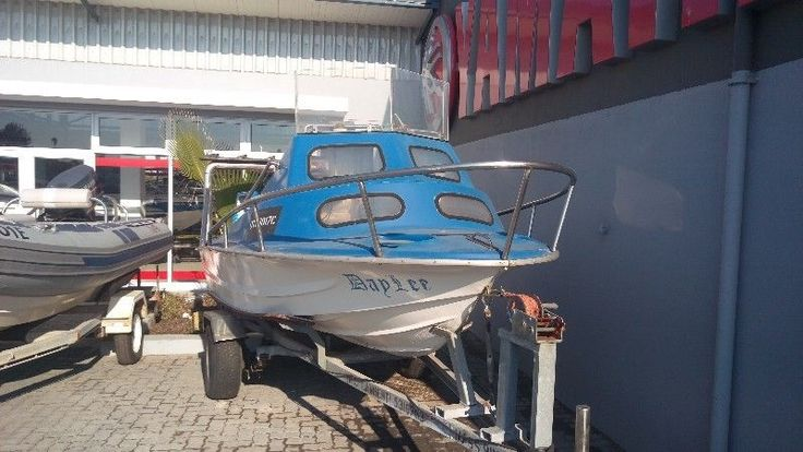Boat and trailer selling as is. This is a bargain at the price !!!Come in and have a look, slightly negotiable but no silly offers Please!!!