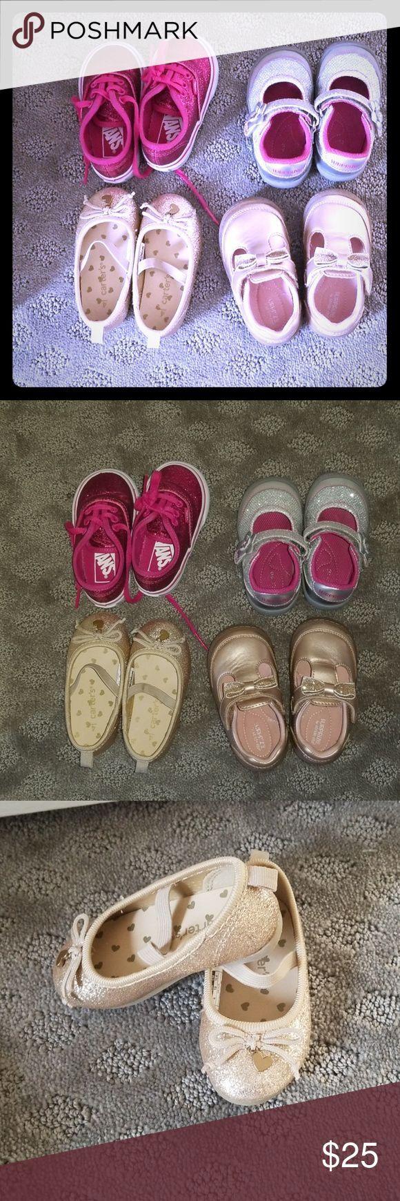 Babyschuhe Das ist richtig, alle 4 sind ein Pauschalangebot! 2 Schritt Riten, 1 …