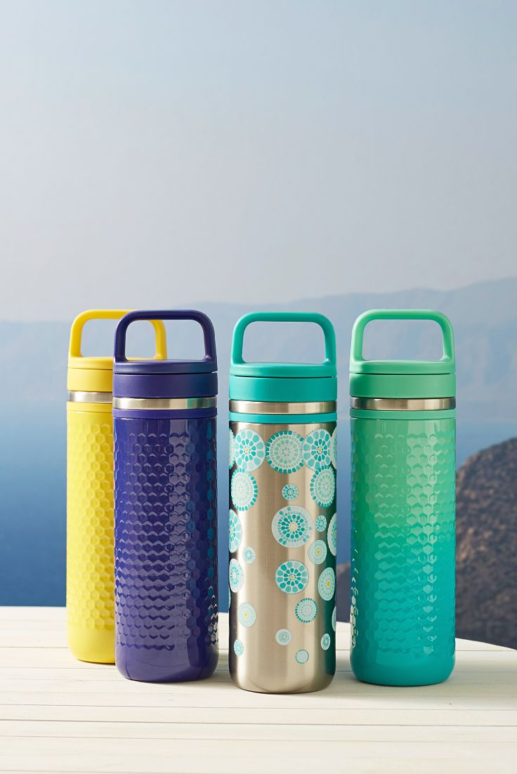 Want a travel mug that looks great and keeps tea hot for hours? Look no further.