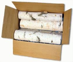 Birch Logs White for Sale Fireplace Logs Decorative - Firewood.com