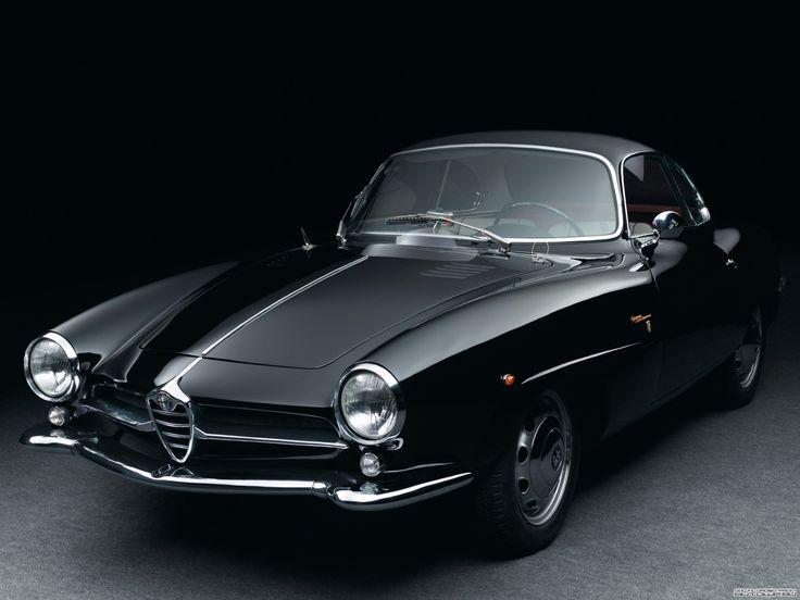Alfa Romeo Giulietta Sprint Speciale, 1957