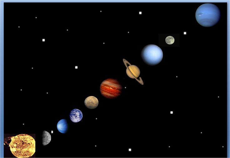 Hubble Images Of Planets | ... selection of photos from the hubble telescope of each planet incluidng