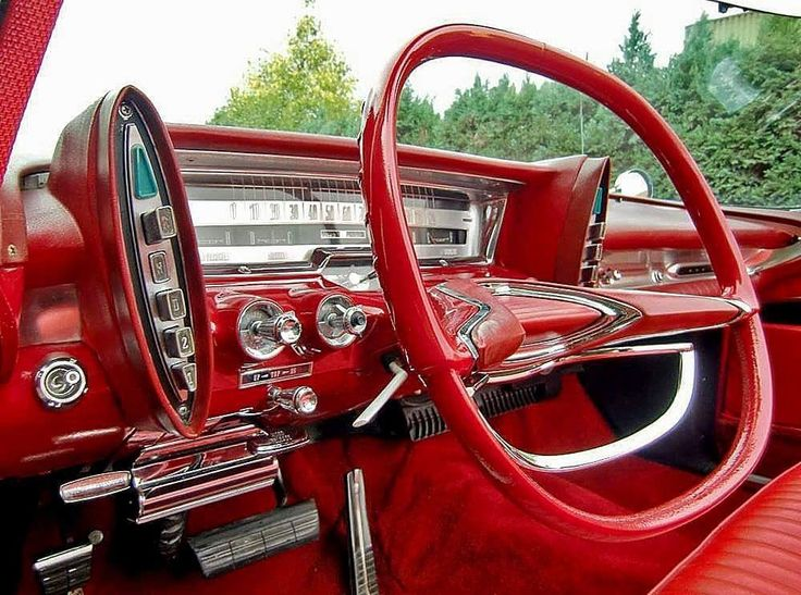 Push Button Transmission 1962 Chrysler Products