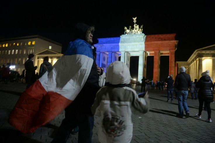 Live-Fotoblog: Terror in Paris –Berlin trauert