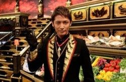 Concerns Arise Over Whether Iron Chef Japan's New Chairman Is Insane Enough