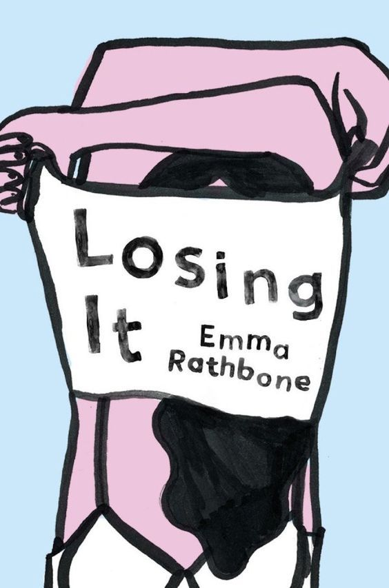 Losing It by Emma Rathbone: http://www.stylemepretty.com/2016/06/21/the-best-new-summer-books-to-stash-in-your-beach-bag/