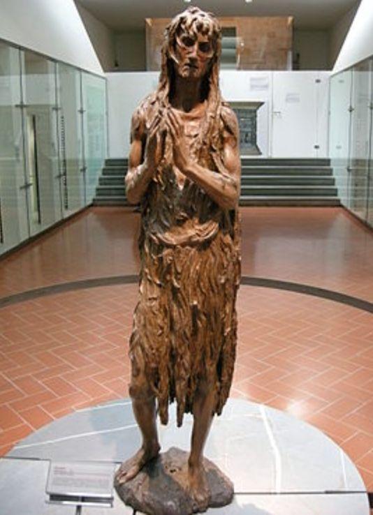 Donatello 'Mary Magdelene