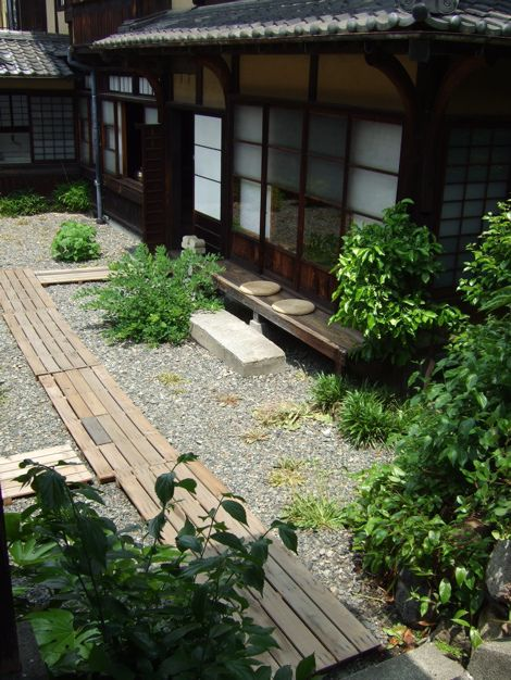 My favorite house and garden - Kawai Kanjiro's house in Kyoto - 河井寛次郎記念館
