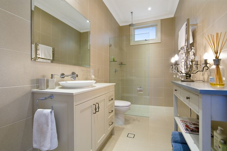 Bathroom renovation in Sydney #alterations&additions #homeinspiration #residentialarchitects #remodelinghouse