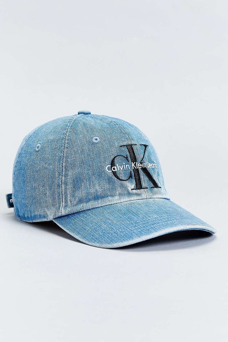 """Dad"" Hats Are The Kind-Of Weird, Kind-Of Cool Trend Infiltrating Our Closets #refinery29  http://www.refinery29.com/2016/02/103357/dad-hats-baseball-cap-trend#slide-8  I ""dad hat"" in my Calvins.Calvin Klein Baseball Hat, $39, available at Urban Outfitters...."