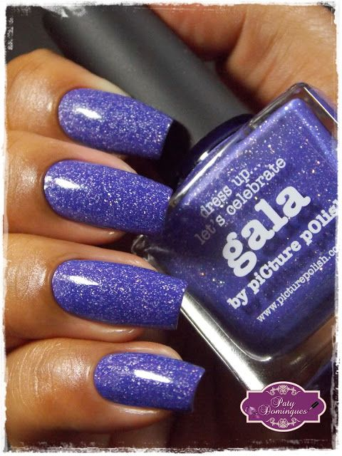 Gala - Picture Polish #esmaltadasdapatydomingues #picturepolish #gala