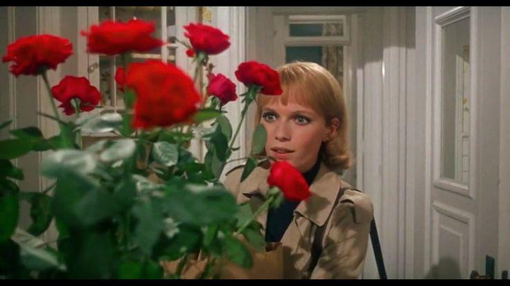 Babyzimmer mia ~ Rosemarys baby mia farrow movie scenes pinterest rosemary