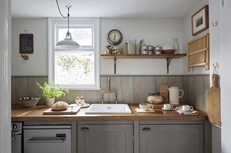 Best 132 Best Grey Kitchens Images On Pinterest Cottage 400 x 300