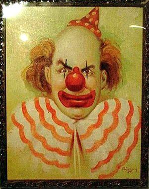 Clowns--any clown