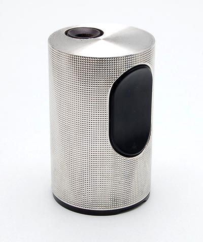 "Botterweg Auctions Amsterdam > Silver plated table-lighter ""Cylindric"", TFG-2, design Dieter Rams 1966, executed by Braun / Germany (produced in Ireland) - via http://bit.ly/epinner"